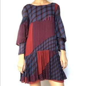 Zara Trafaluc tunic/dress